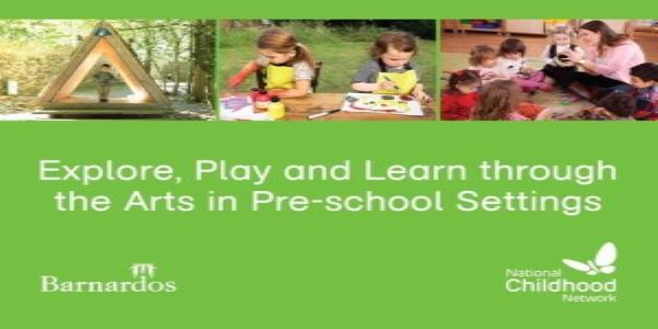 Explore Play & Learn through the Arts