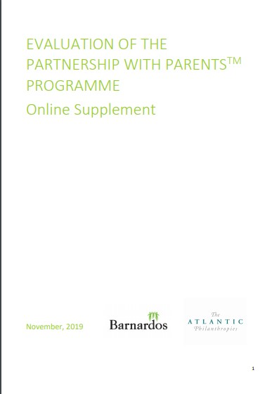 Barnardos Online Supplement 2019