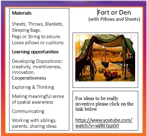 Den or Fort