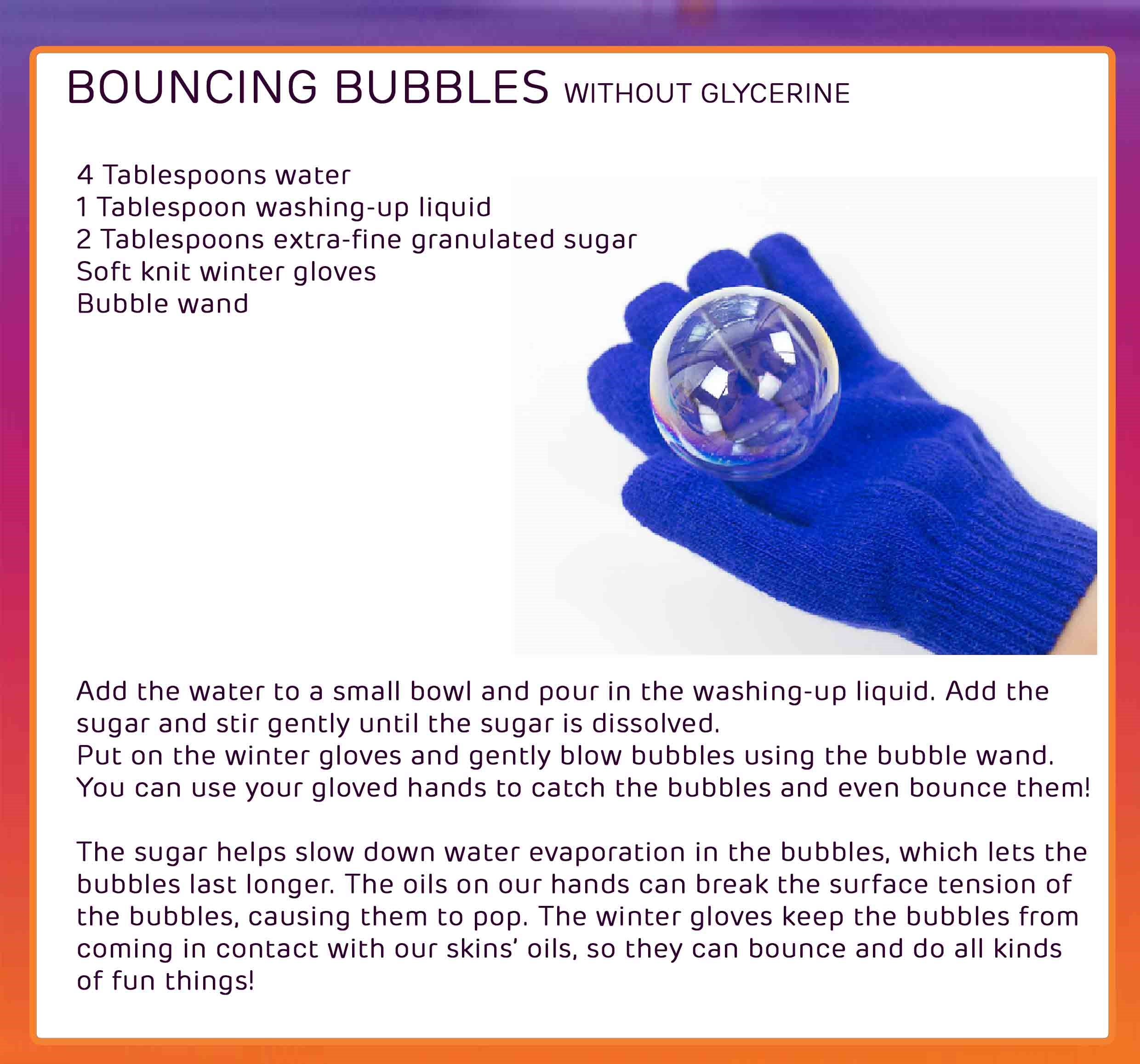 NCN BOUNCING BUBBLES