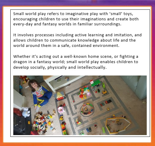 NCN Small World Play