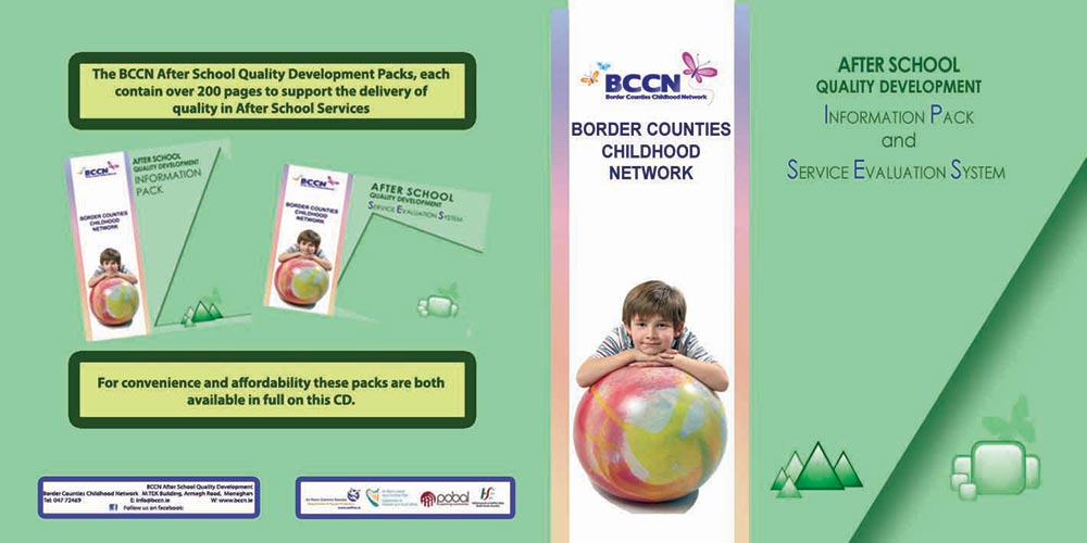 The BCCN After School Quality Development Packs CD