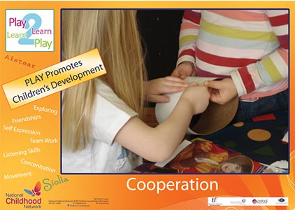 Pre-school - Play to Learn Posters