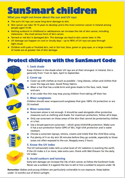 Sun Smart for Children2