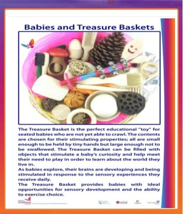 Treasure BasketA