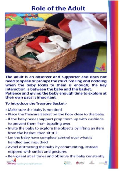 Treasure Basket No. 5