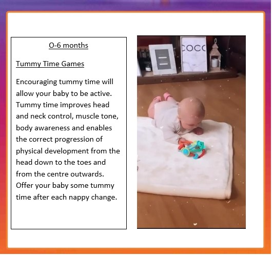 Tummy Time NCN