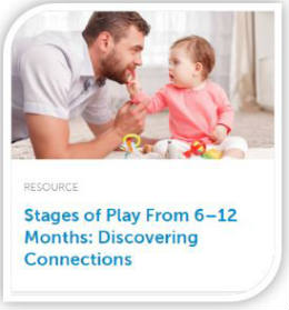 The Development of Play Skills From Birth to 3 2