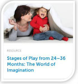 The Development of Play Skills From Birth to 3 4